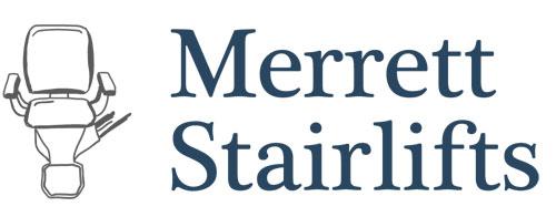 Merrett Stairlifts Retina Logo